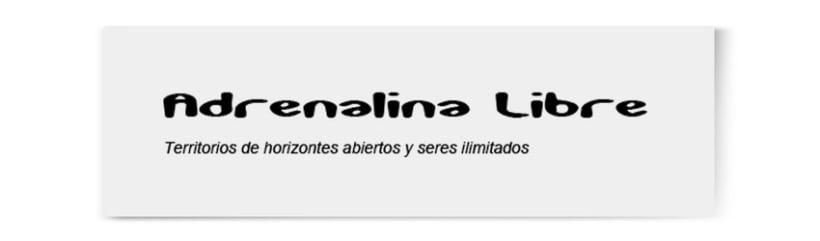 Identidad Corporativa Adrenalina Libre 5