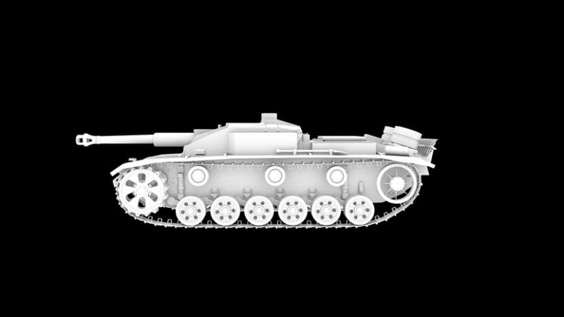 Tanque STUG3 3