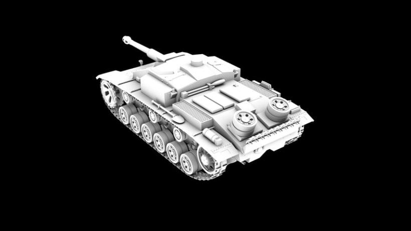 Tanque STUG3 2