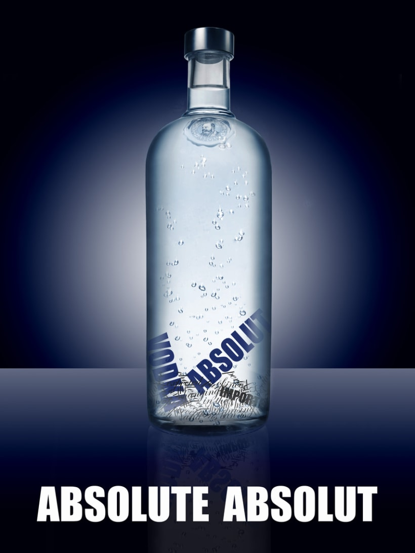 Absolut Vodka 5