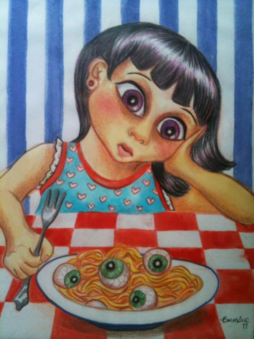 Ilustración estrafalaria 16