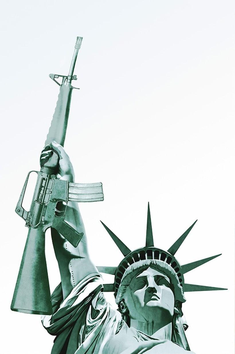 Miss Liberty 1