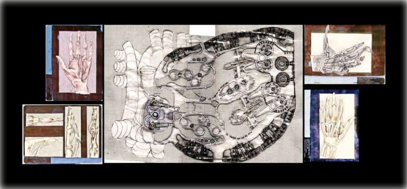 Anatomía del cyborg 3
