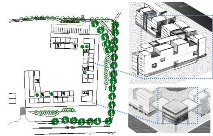 Desarrollo de vivienda urbana  3