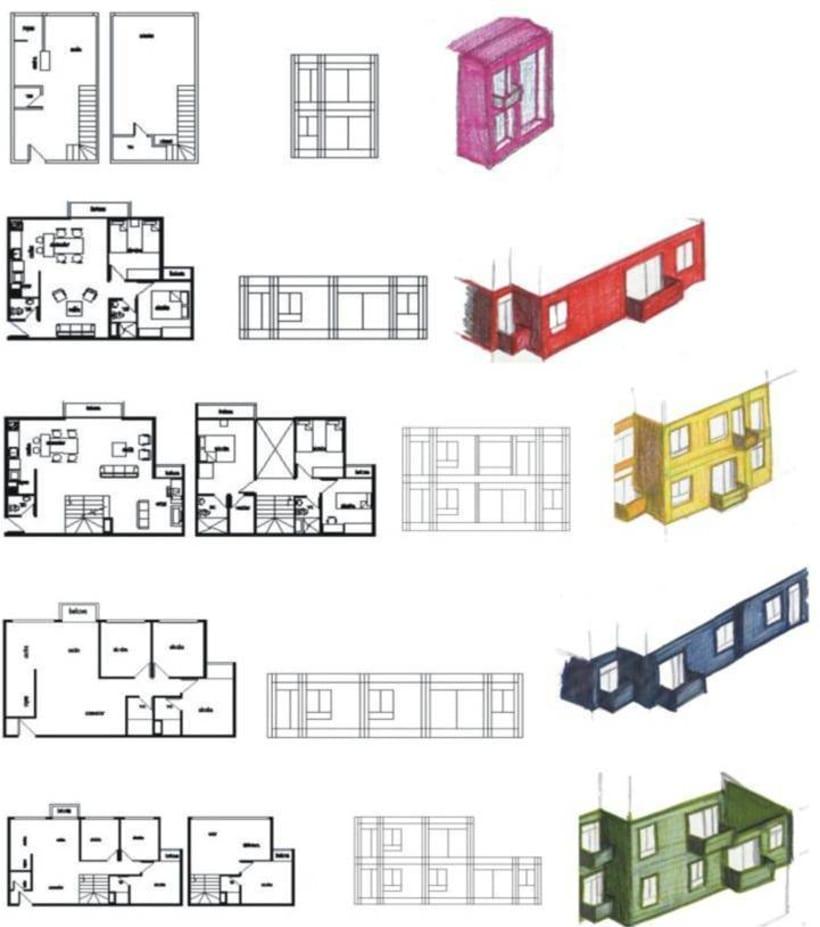 Desarrollo de vivienda urbana  1