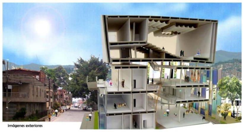 Mejoramiento Urbanistico Integral 6
