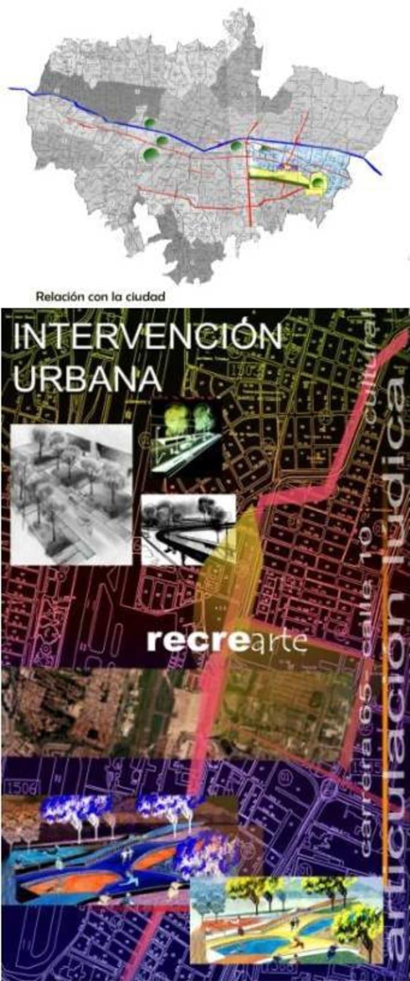 Mejoramiento Urbanistico Integral 1