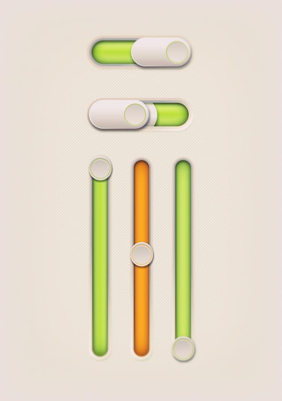 Botones e iconos 2