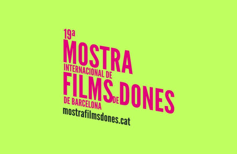 19ª Mostra de Films de Dones de Barcelona 1