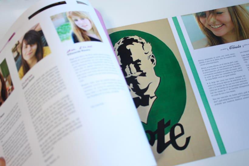 Anuarios Escolares IES Universidad Laboral de Gijón 9