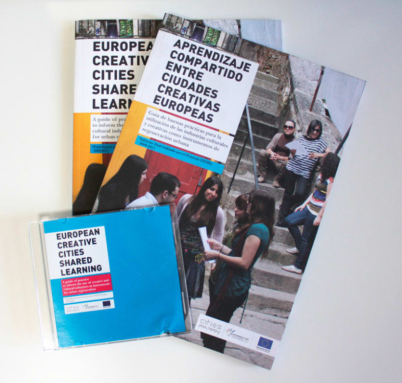 European Creative Cities Shared Learning 2