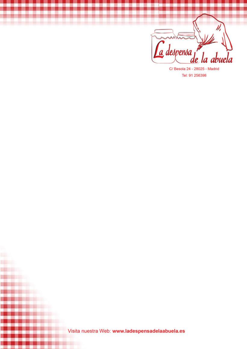 """Proyecto """"La despensa de la Abuela"""" 9"""