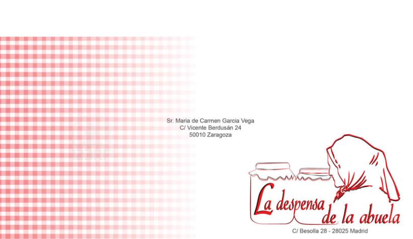 """Proyecto """"La despensa de la Abuela"""" 8"""