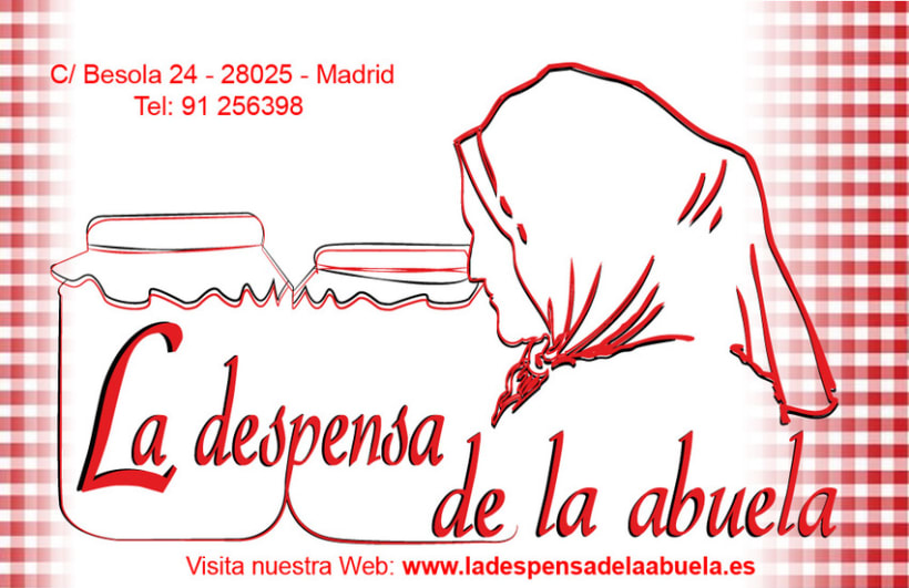 """Proyecto """"La despensa de la Abuela"""" 6"""