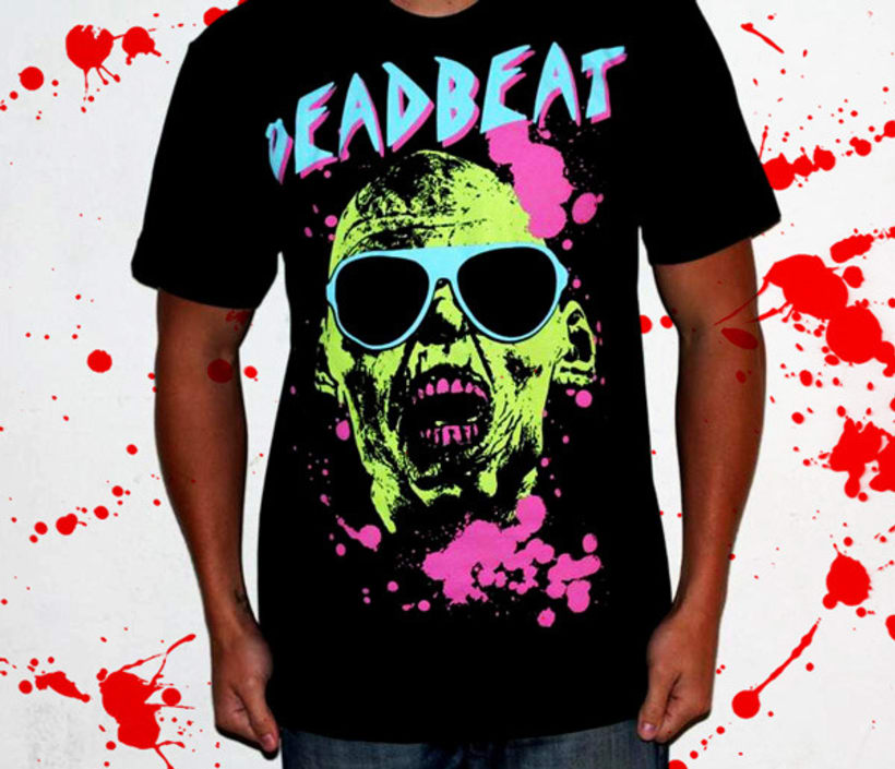 Dead Beat Clothing 2