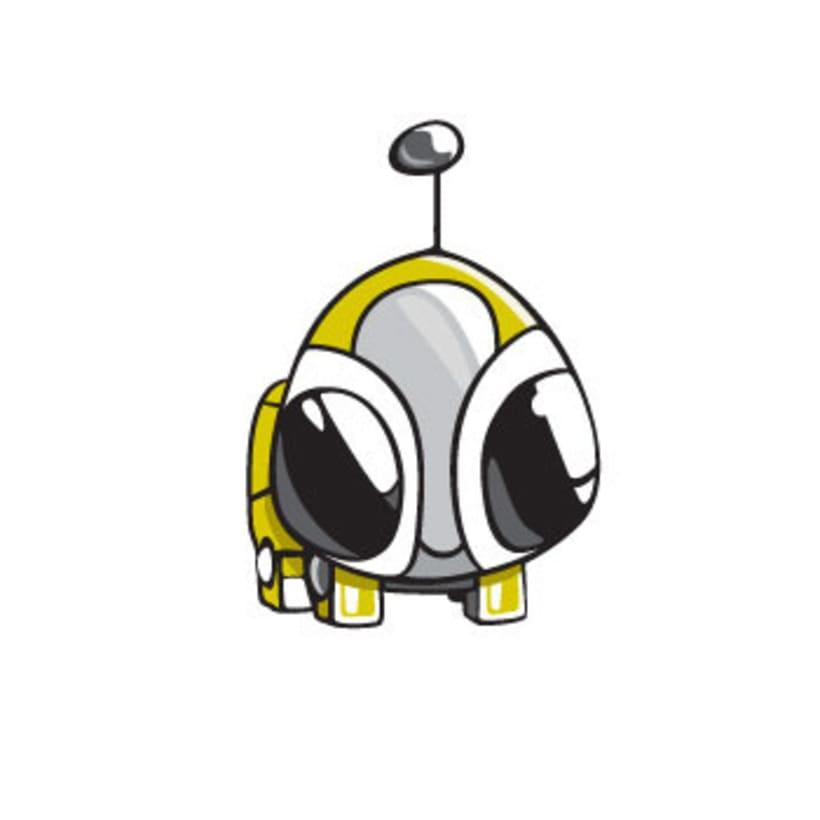 Aliens&Robots 11