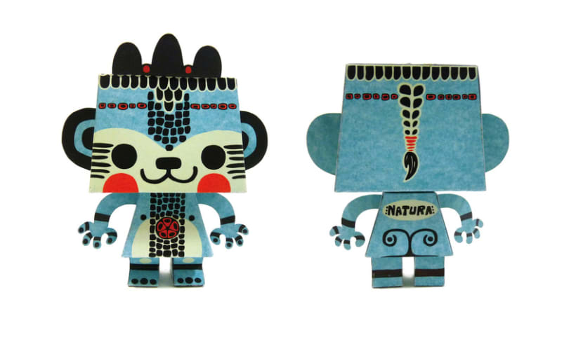 Paper toy  2