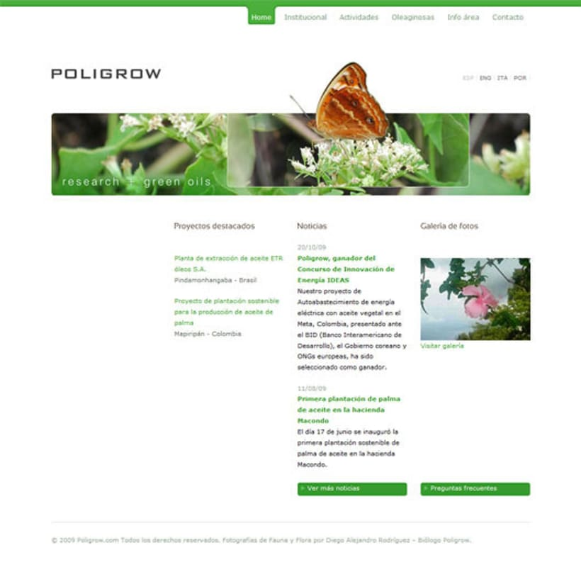 Poligrow, The Green Oil Company 3