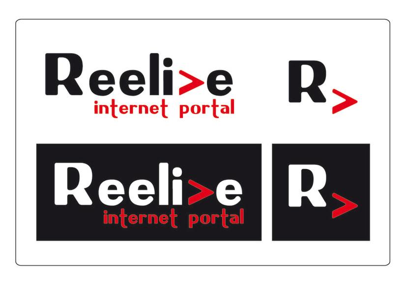 Reelive-logotipo 1