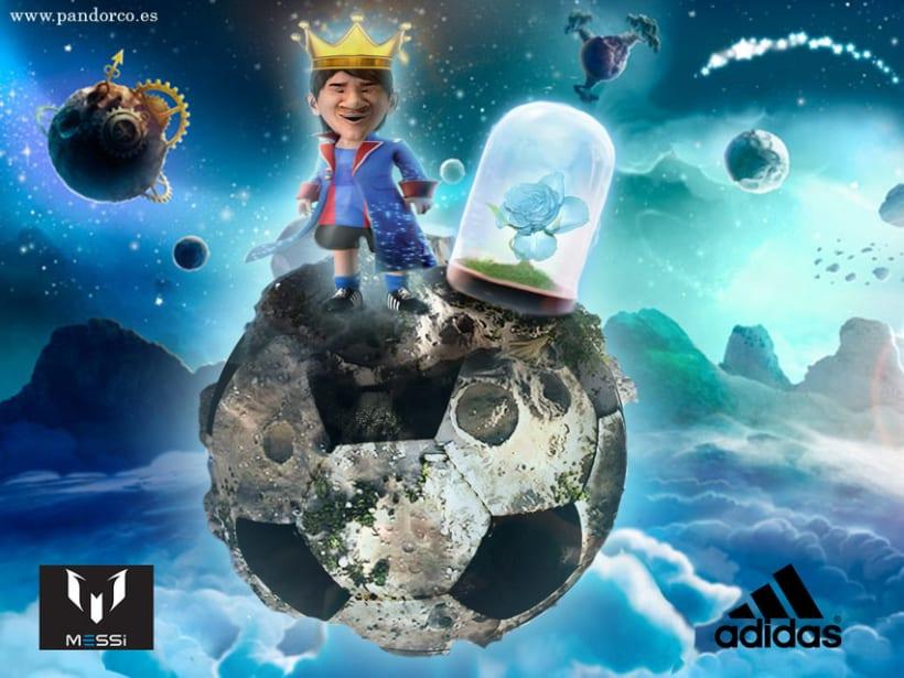 Adidas Messi 1