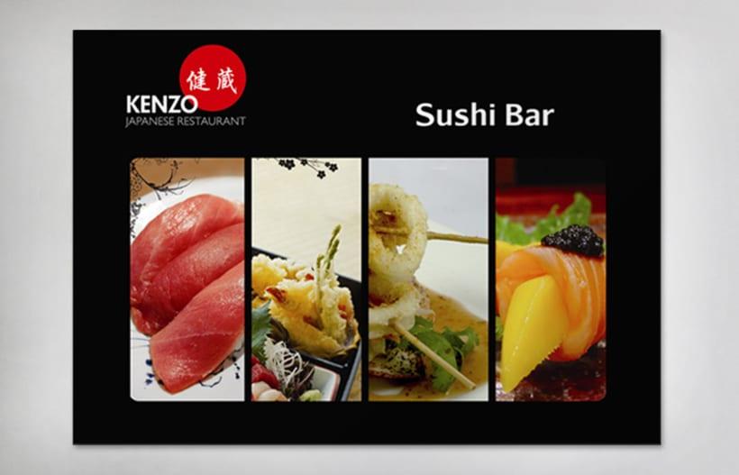 Kenzo Japanese Restaurant 2