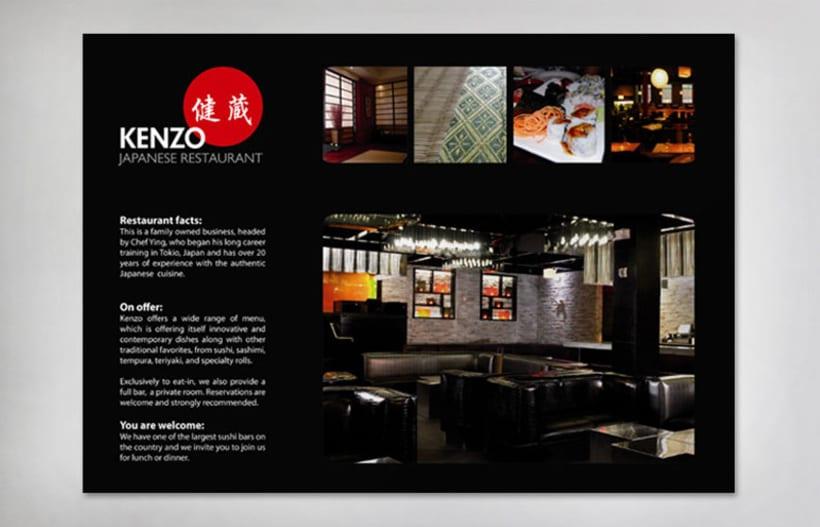 Kenzo Japanese Restaurant 3