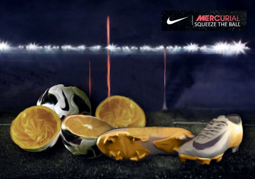 Nike Mercurial 2