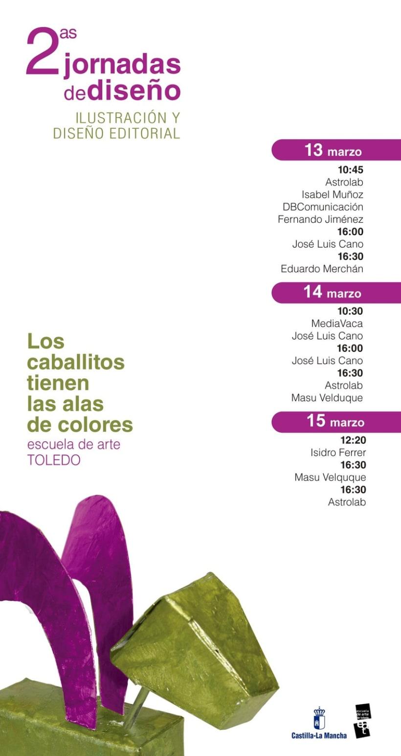 2as Jornadas de diseño, Escuela de Arte de Toledo  5