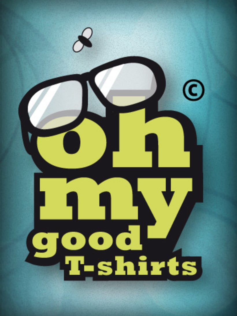 Oh my good T-shirts 1