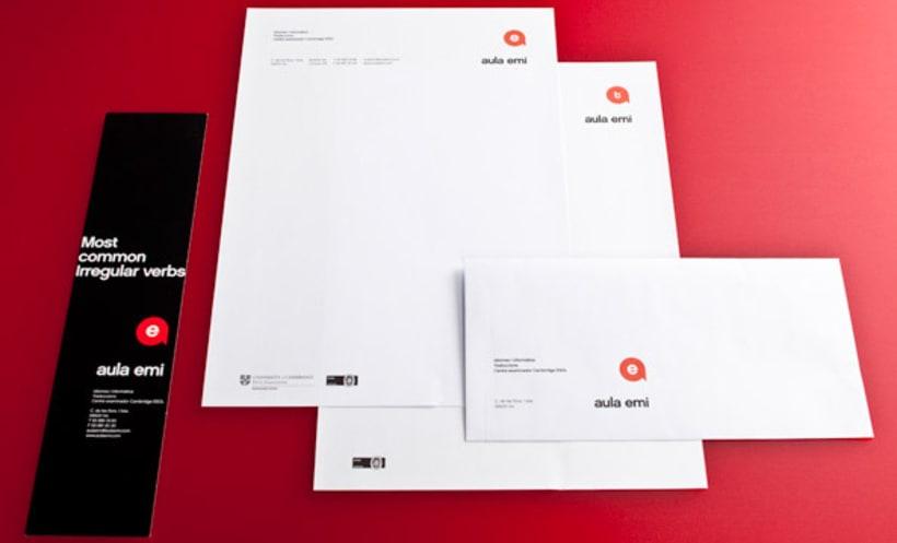 Corporate image | Aula Emi 2