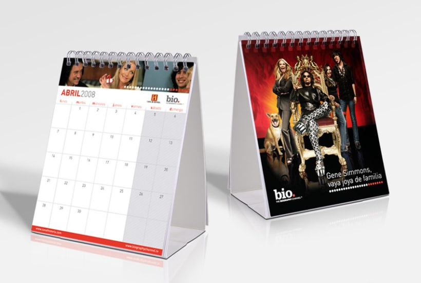 Calendario Bio 4