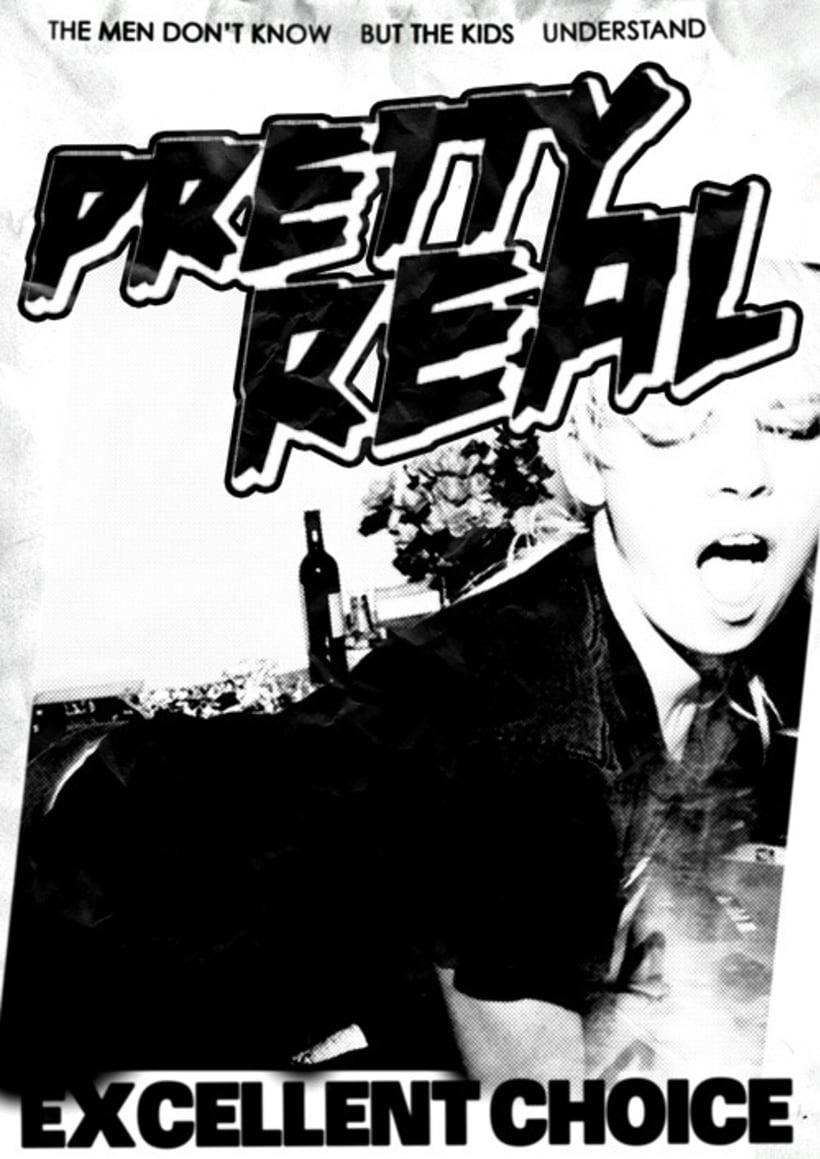 Pretty Real 9