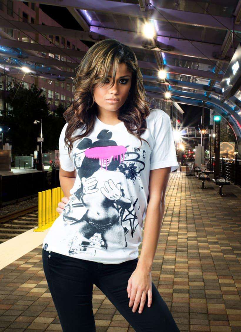 DeMauriDa - Camiseta Mickey 2