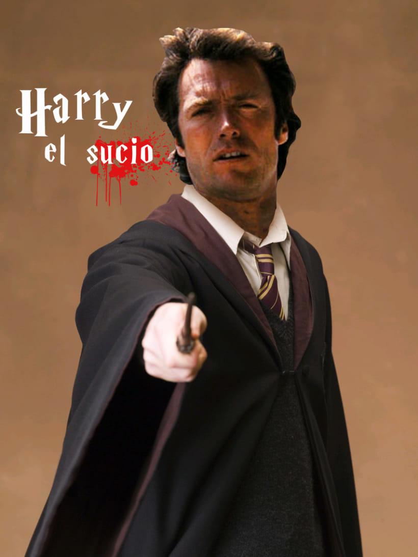 Harry el sucio. 1