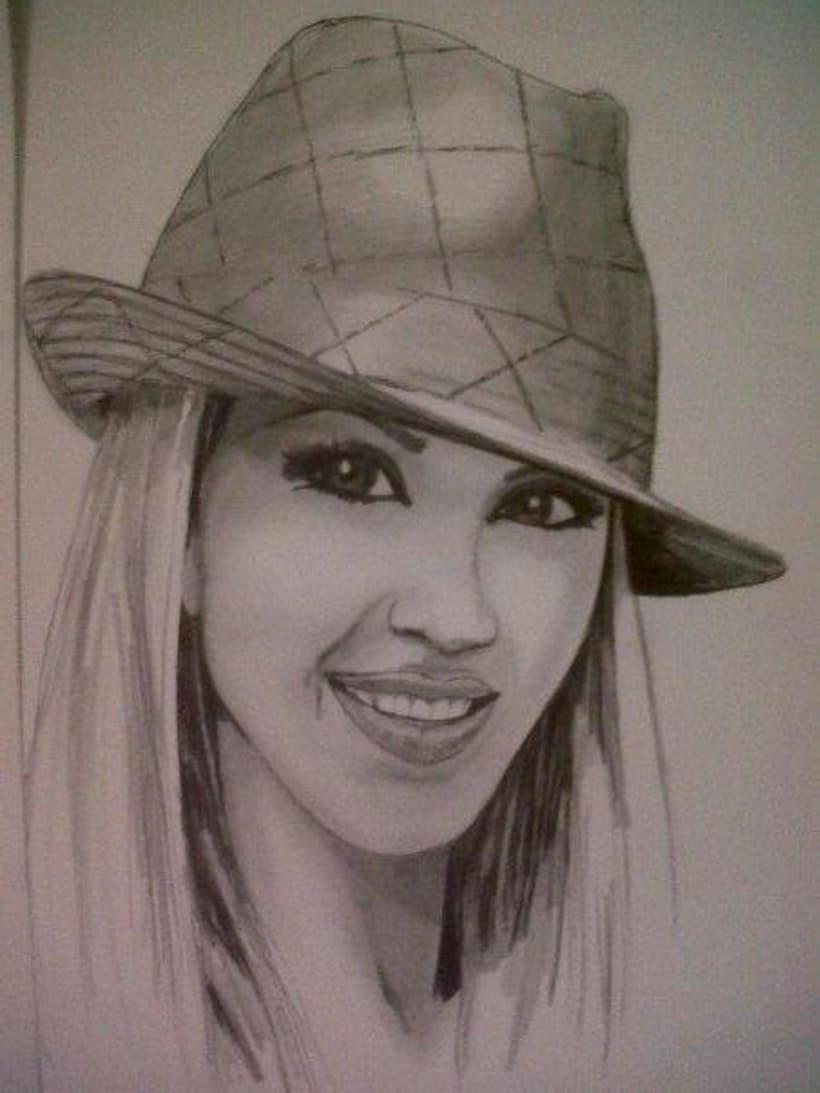 ilustracion draw faces 3