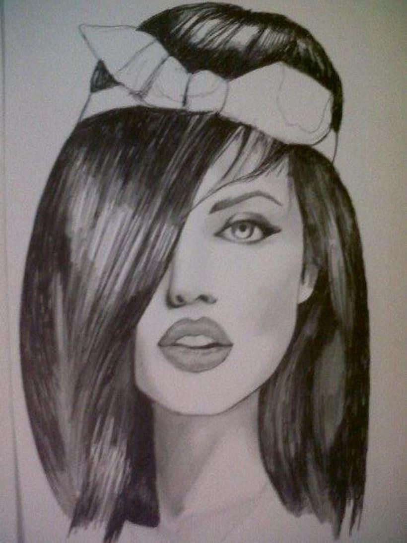 ilustracion draw faces 2