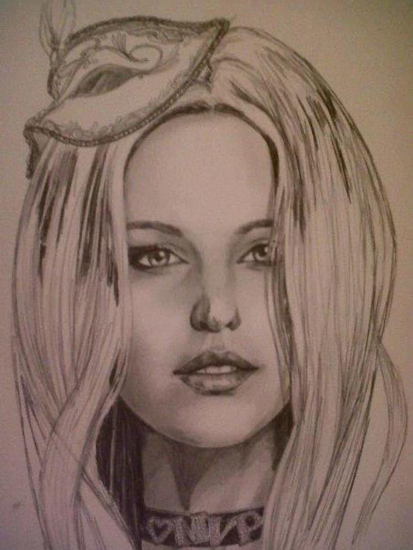 ilustracion draw faces 1