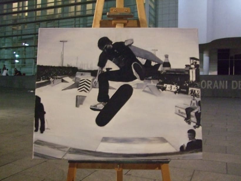 serie skaters 6