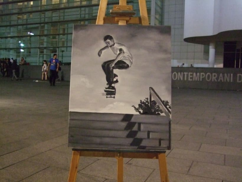 serie skaters 2