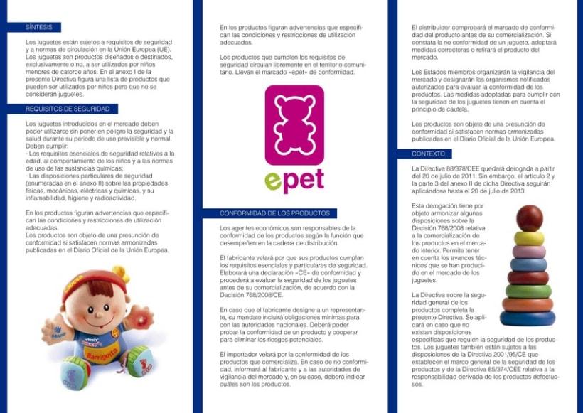 Campaña europea de juguetes infantiles 5