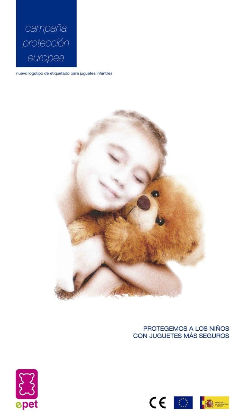 Campaña europea de juguetes infantiles 7