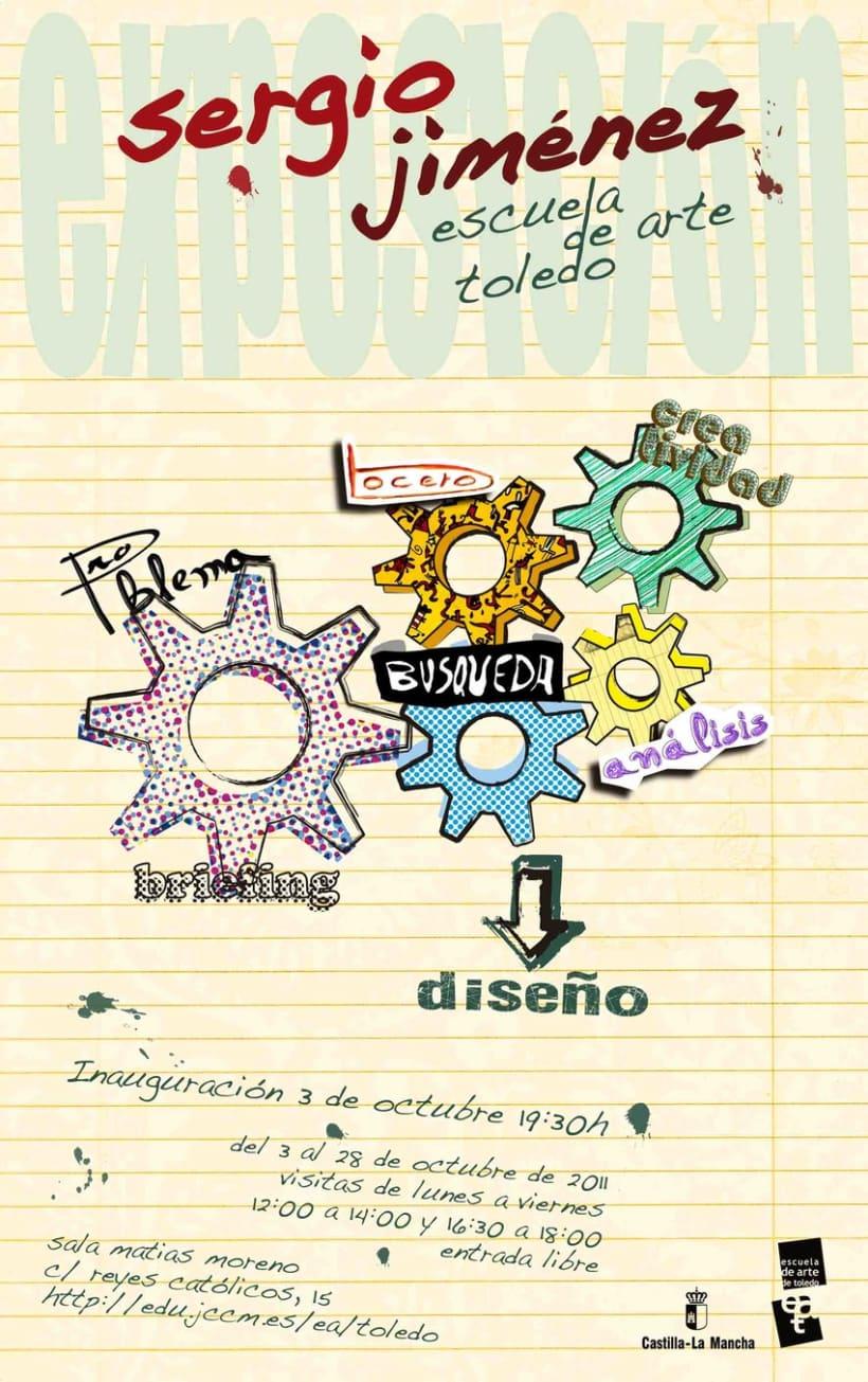 Exposicion de Sergio Jimenez 2