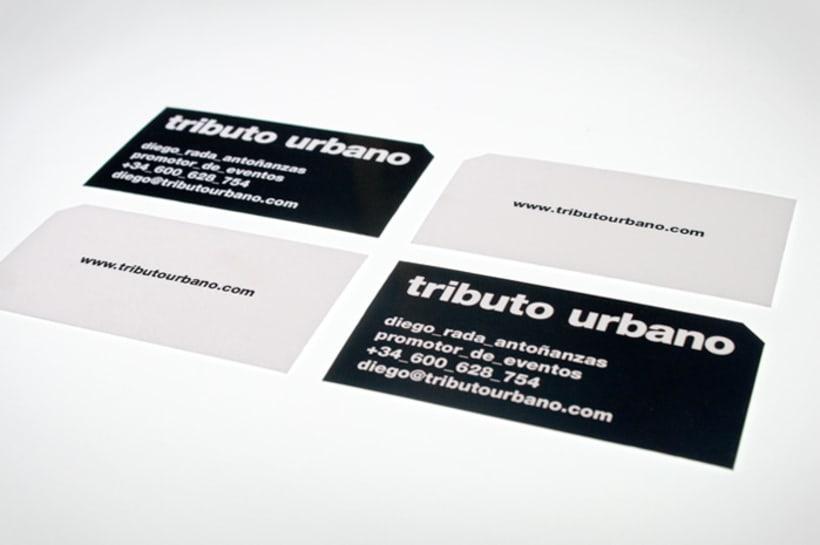 Tributo Urbano 3