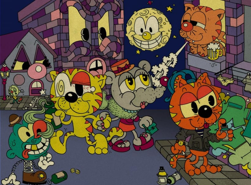 street cats 1