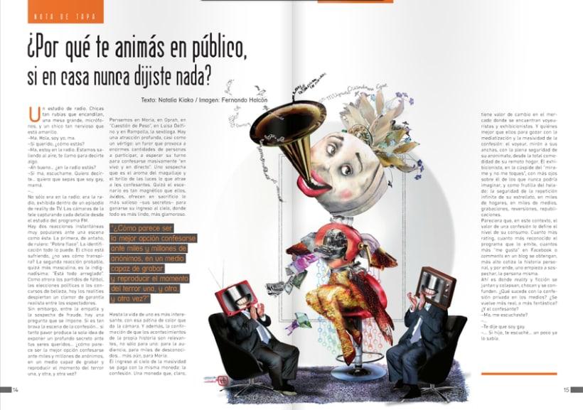 ILUSTRACIÓN editorial & JUVENIL-INFANTIL 33