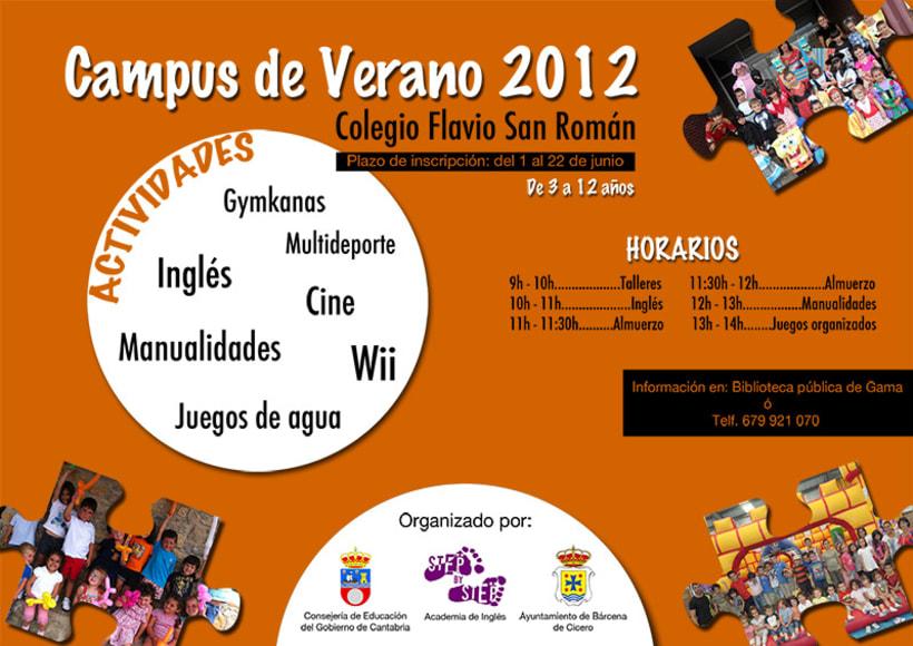 Folleto Campus de Inglés 2012 2