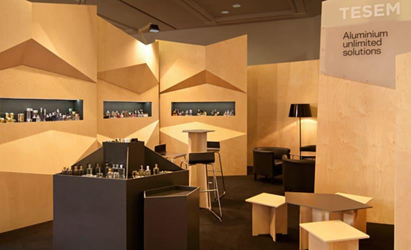 Diseño de estand | Tesem 4
