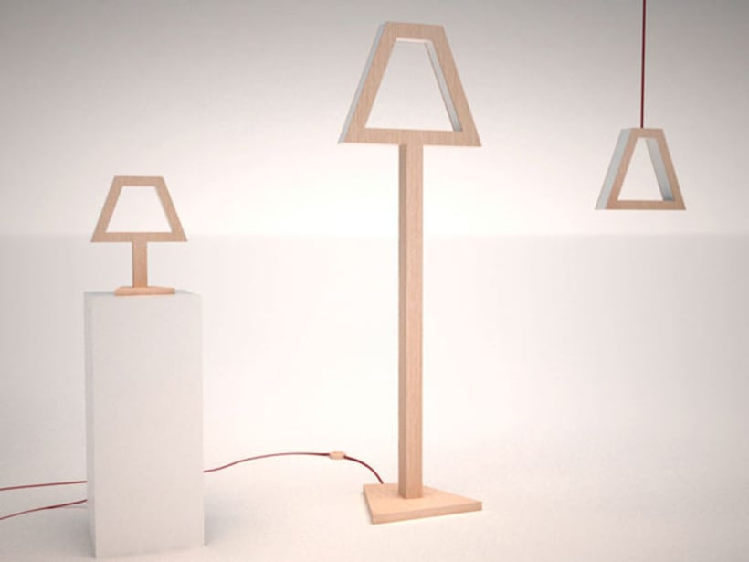 ICON FAMILY · Led Lamps 2
