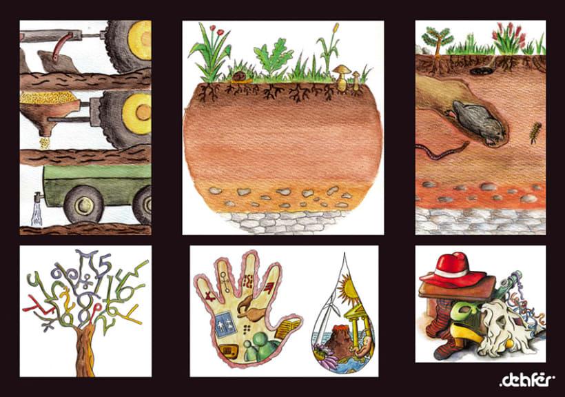 Ilustraciones... 8