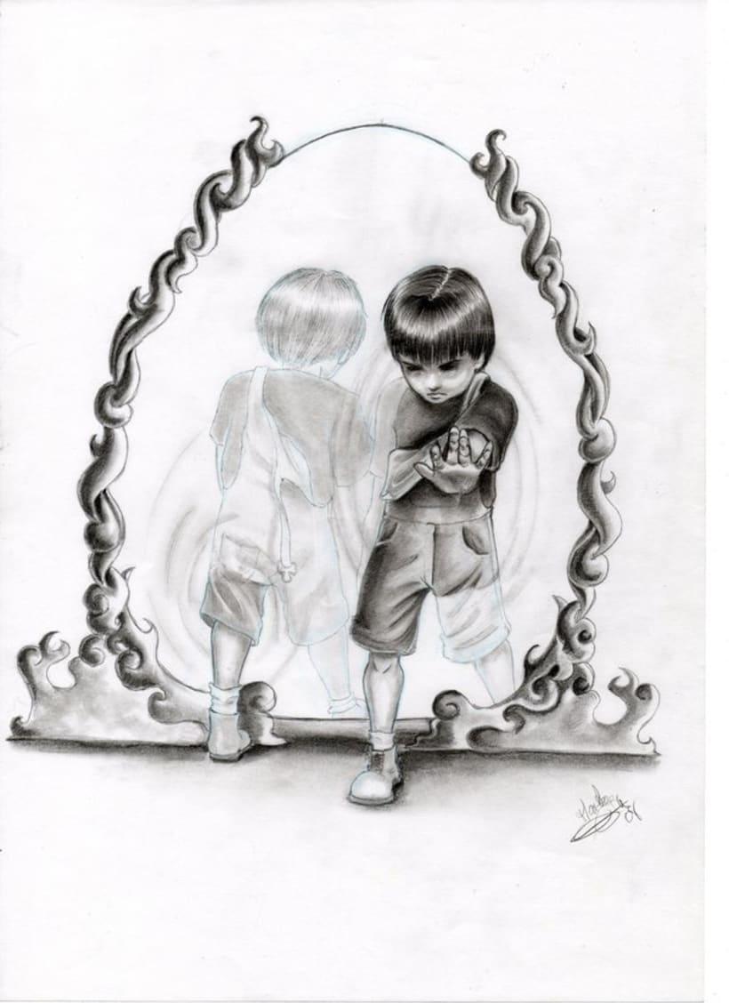 Ilustración tradicional 6